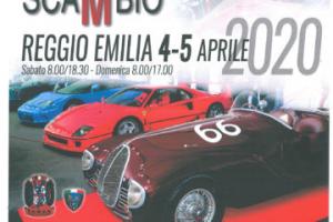 Vi aspettiamo alla fiera di Reggio il 4 e 5 Aprile 2020